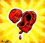 Broken Heart #1 © 2012 Avery King