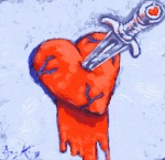 Broken Heart #2 ©2012 Avery King