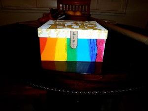 rainbow seven ©2012 Avery King