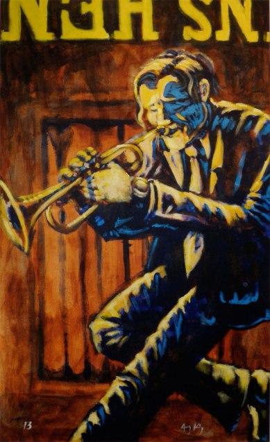 The Jazz Life with Chet Baker ©2013 Avery King