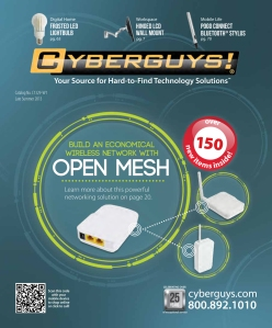 Cyberguys catalog