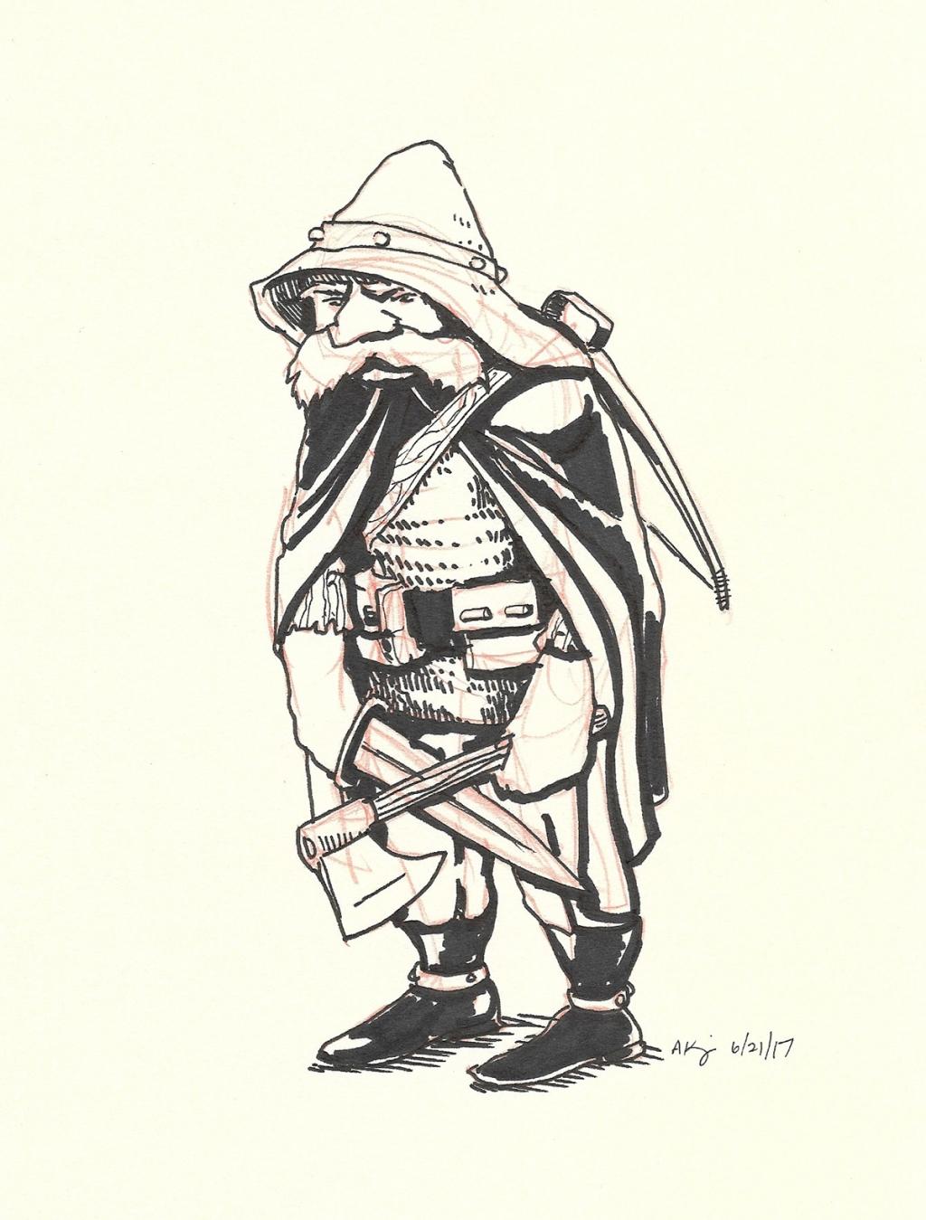 Gnome Ranger 20170621