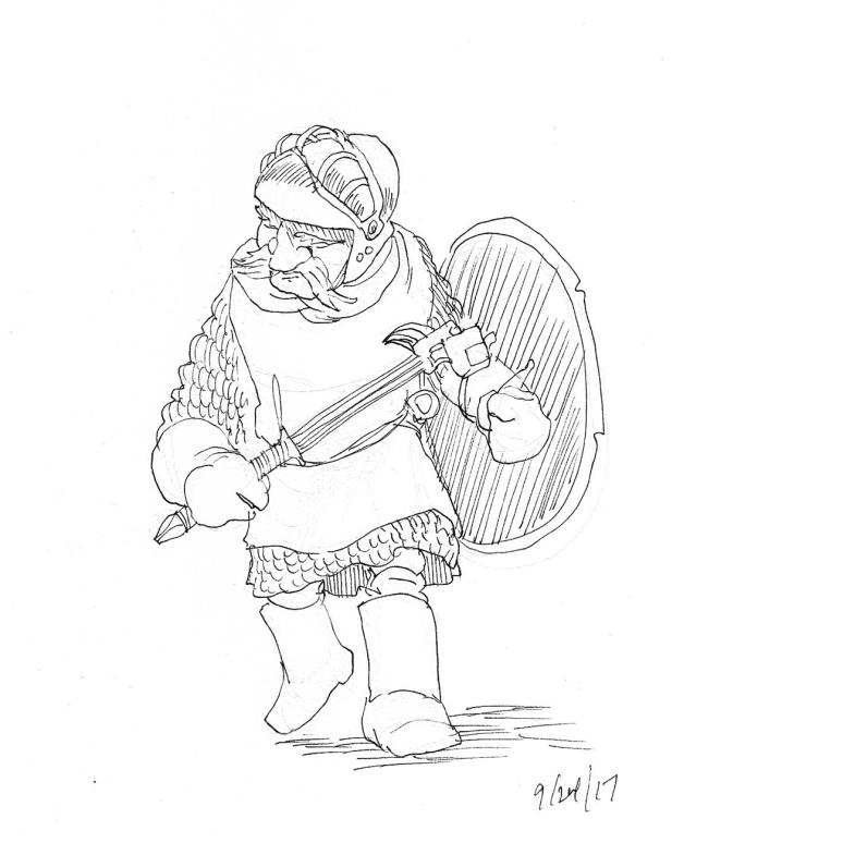 Gnome Soldier